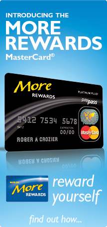 more rewards MasterCard